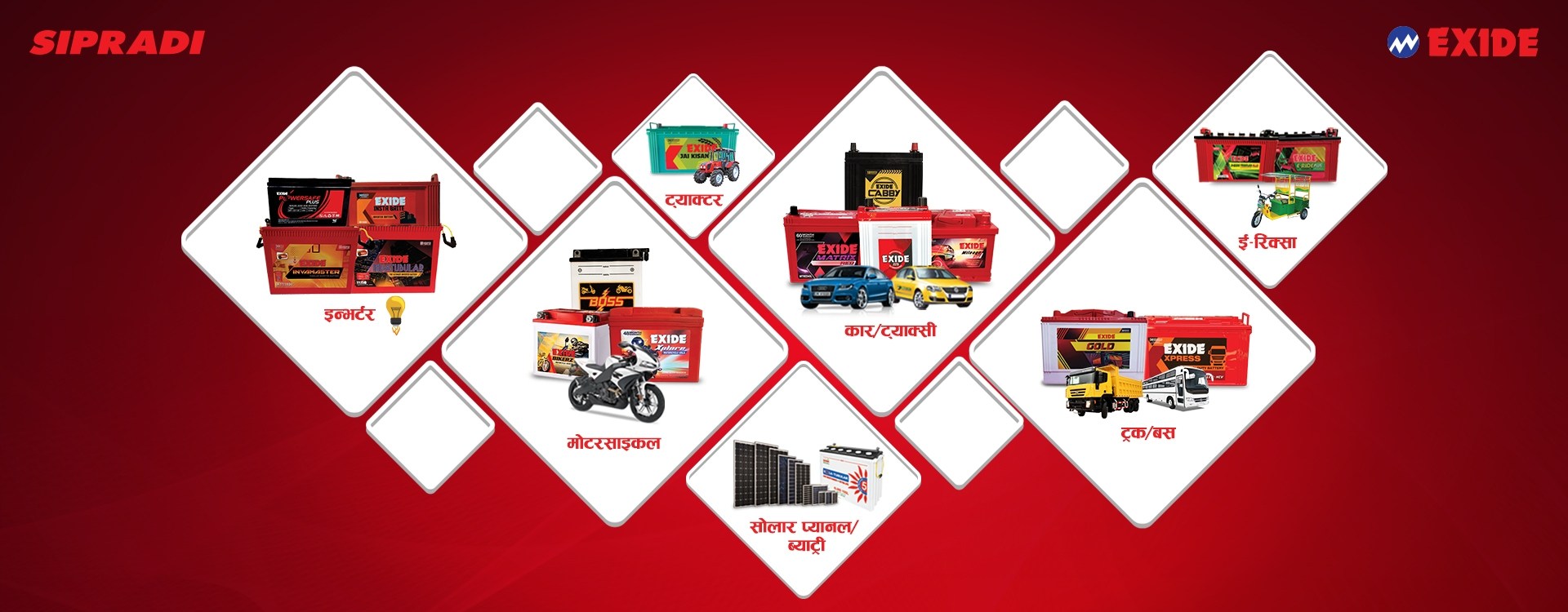 Exide Batteries Nepal