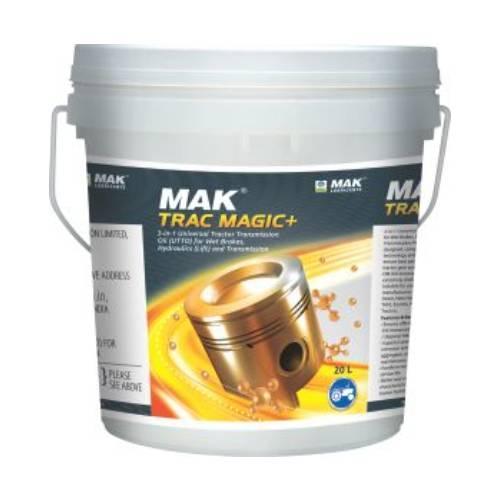 MAK TRAC Magic Plus